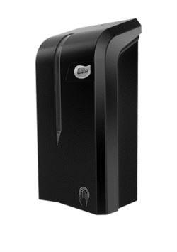 DISPENSADOR DE JABON RELLENABLE ELITE NEGRO COD. 91525