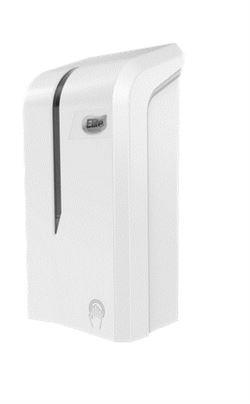 DISPENSADOR JABON RELLENABLE ELITE BLANCO COD.91523