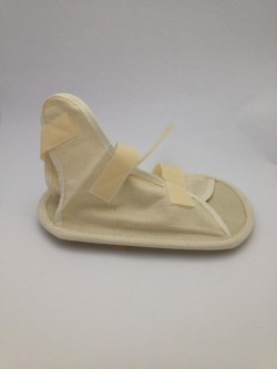 ZAPATO PARA YESO SUPER BABY -BABY
